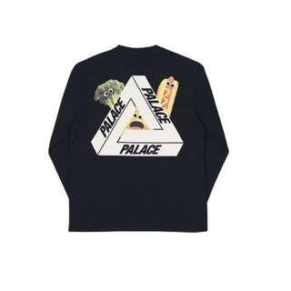 🚚 徵 Palace Payne sweatshirt 蔬菜