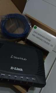 Dlink cable modem