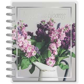 (PO) 2018 - 2019 Big Happy Planner - Happiness Blooms