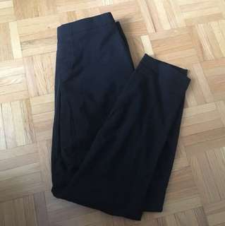Black Uniqlo Dress Pants