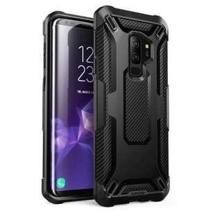(Ready) Supcase UB Clear Case for s9+ - TPU/Black (LAST Pc!)