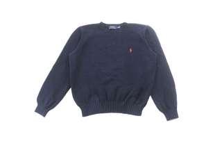 Classic Polo Sweater