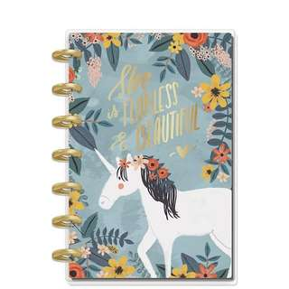 (PO) 2018 - 2019 12 Months Mini Happy Planner - Whimsical