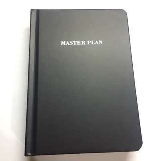 ✨Mankind Master Plan ( Schedule Book / Planner / To Do / 行事曆 )