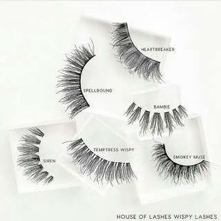House Of Lashes - Wispy Collection