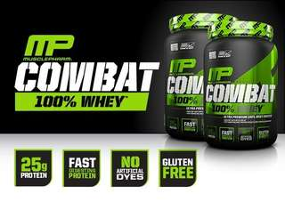 Muscle Pharm (MP) Whey protein
