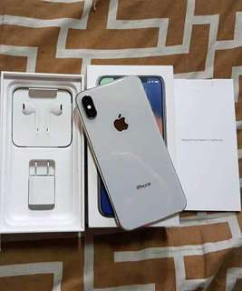 iPhone X 256 came from smart swap sa willing mag add