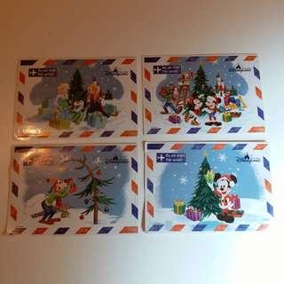 冰雪奇緣/Elsa愛莎/Anna安娜/Olaf雪寶/Goofy高飛/Mickey米奇/Minnie米妮/美妮/Donald Duck唐老鴨/Pluto布魯圖/布魯托/Christmas/Disney/Disneyland/迪士尼貼紙