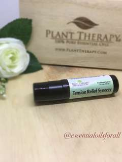 Prediluted Roll on: Tension Relief Synergy
