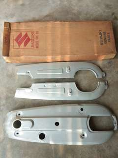 Cover rantai Suzuki Rc80