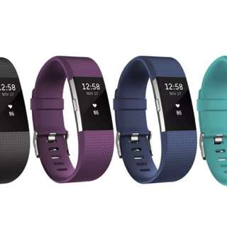 Brand New Fitbit Charge2- various colours available