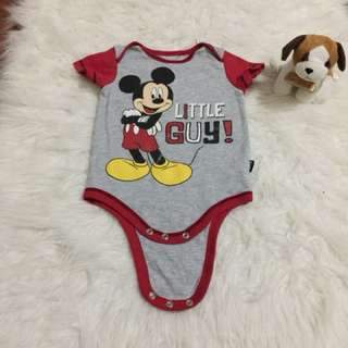 Mickey Mouse onesie 3-6mos.