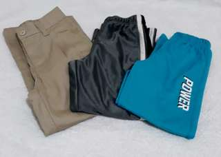 Boys Pants Bundle