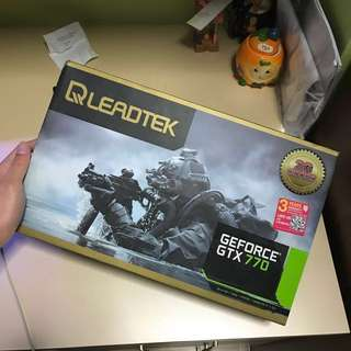 Leadtek GTX 770 2GB Graphics Card
