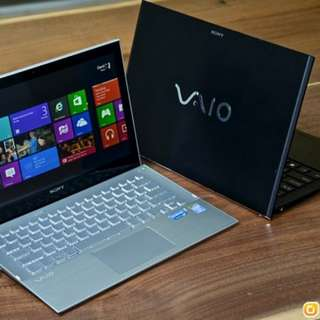 "徵求 Want to Buy Sony VAIO Pro 11 Notebook Ultrabook 手提電腦 11.6"" 銀/黑色"