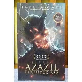 Ketika Azazil Berputus Asa (#Motivasi)
