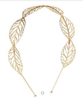 HNM GOLD LEAF HAIR ACCESSORIES