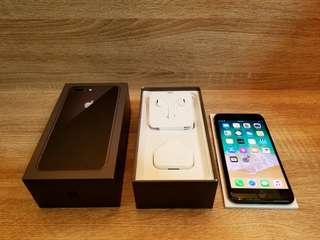 Iphone 8 Plus 64 GB Garansi Desember 2018