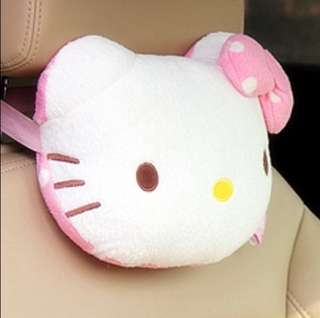 Hello Kitty Car Head Pillow Cushion(1pc)