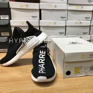 Adidas NMD Human X Cc Channel Pharrel William X Trail GENUINE BOOST