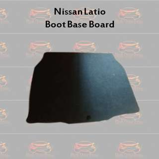 Nissan Latio Boot Base Board
