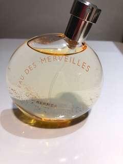 Hermes merveilles perfume