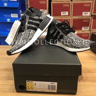 Adidas NMD R1 Glitch Camo Dark Grey GENUINE ORIGINAL BASF BOOST
