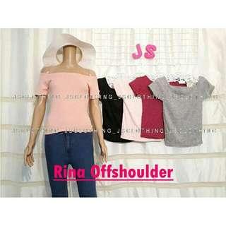Rina offshoulder SET (5PCS)