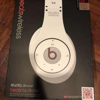 Beats Studio Wireless頭戴式耳機🎧