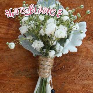 Fresh Flower Bouquet Surprise for Special Anniversary Birthday Gift V30 - MPAIY