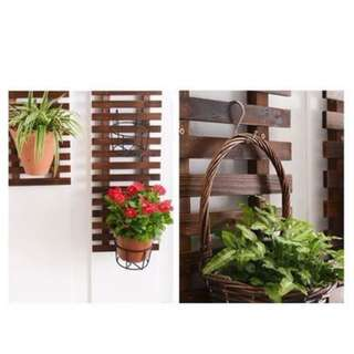 Hanging Plant Stand / Plant Shelf