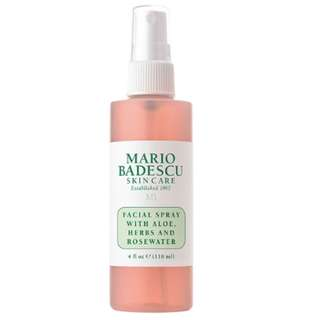 10% OFF - Mario Badescu Rose Water & Cucumber Green Tea Spray