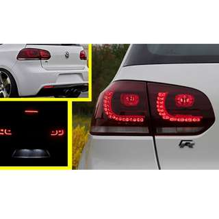 VOLKSWAGEN GOLF GTI MK6 LED TAIL LAMP