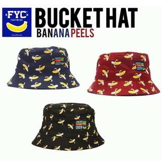 Forever young crew ori bucket hat NEW