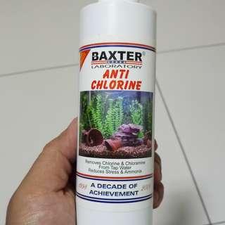 Baxter Anti Chlorine