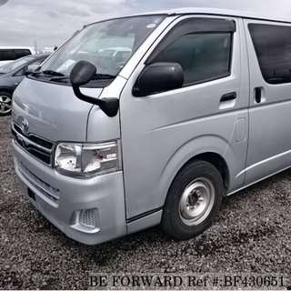 RARE AUTO TOYOTA HIACE FOR RENT