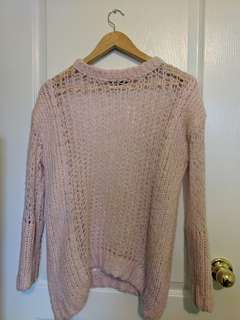 Knit Sweater, TOPSHOP Sz Small US4