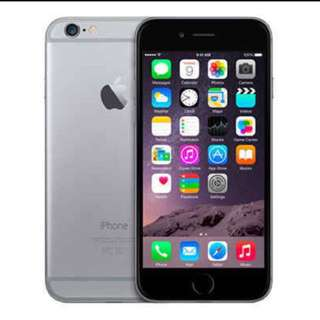 iPhone 6 32gb Grey BNIB APPLE WARRANTY unlocked