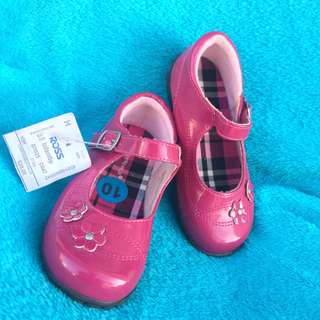 Rampage girls shoes pink/coral infant