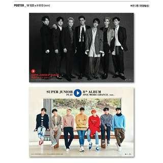 Super Junior 8th Album Poster