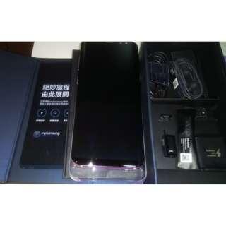 S8+ Taiwan Version Samsung Galaxy Purplr