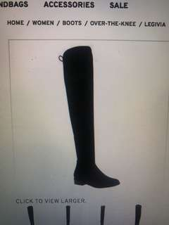 Call it Spring Over The Knee Boots (LEGIVIA)