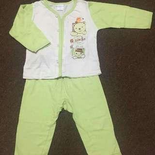 Cuddles Baby Pyjamas