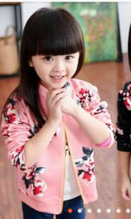 Korean style kids outer wear (jacket)