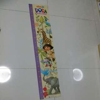 Dora Height Chart