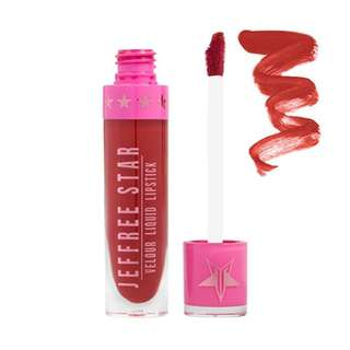 Jeffree Star Redrum Liquid Lipstick