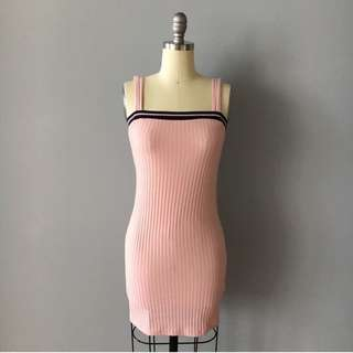 pink jockey dress uo