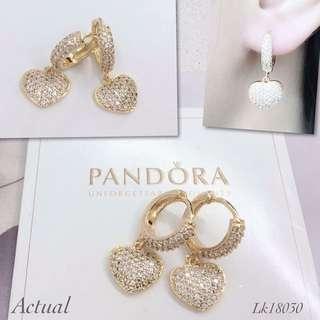 Pandora Bangkok earrings