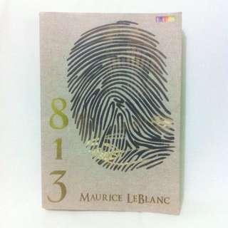 Delapan Satu Tiga - Maurice Leblanc
