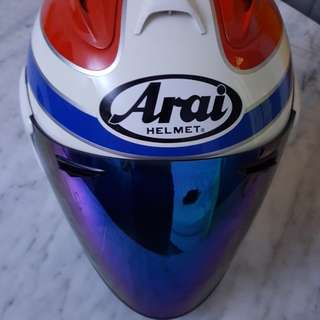 Arai Sz Ram 4 SPENCER (Size M)100% Authentic
